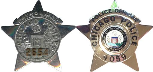 Seven - badges