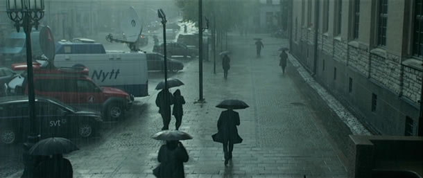 seven - rain